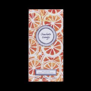 Rococo 41% mléčná čokoláda s pomerančem 70 g