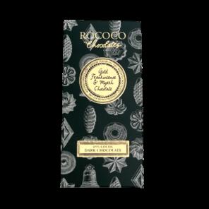 Rococo 65% hořká čok. - zlato, kadidlo a myrha 70 g