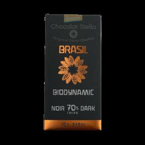 Stella 70% hořká čokoláda - Brazílie Biodynamic 70 g
