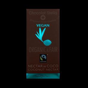 Stella VEGAN 54% hořká čokoláda kokos. mléko Bio 100g