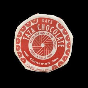 TAZA Chocolate 50% hořká čokoláda Cinnamon 77 g
