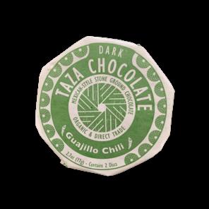 TAZA Chocolate 50% hořká čokoláda Guajillo Chili 77 g