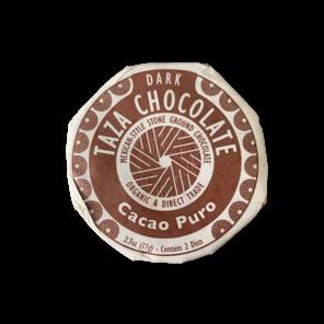 TAZA Chocolate 70% hořká čokoláda CACAO PURO 77 g