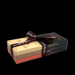 Valrhona degustační sada čokolád Flavours 255 g