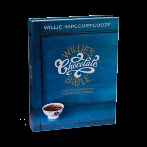 Willie's Cacao kniha Čokoládová bible