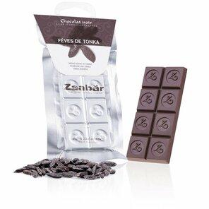 Zaabär hořká čokoláda - fazole Tonka 35g