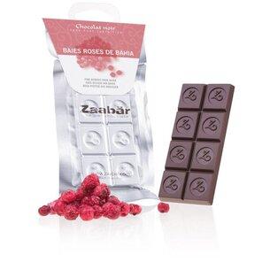 Zaabär hořká čokoláda - růžový pepř z Bahiia 35g