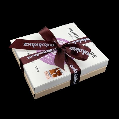 Heinde & Verre MYLK & MYLK sada čokolád 140 g